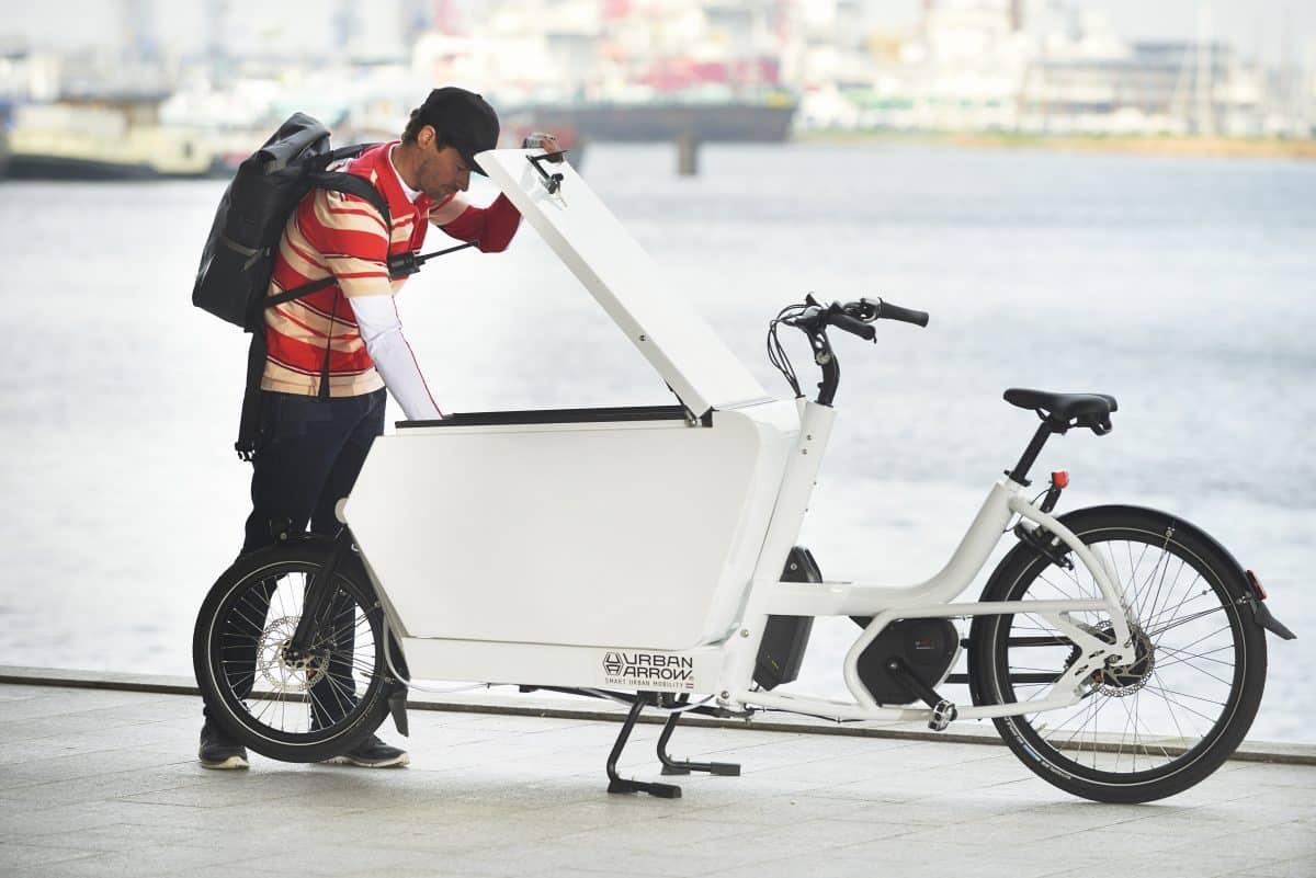 Urban Arrow participates at the ICBF2017 | International Cargo Bike